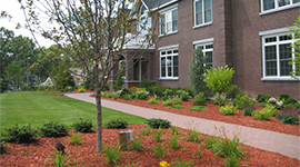 Pelham, NH landscape design & construction